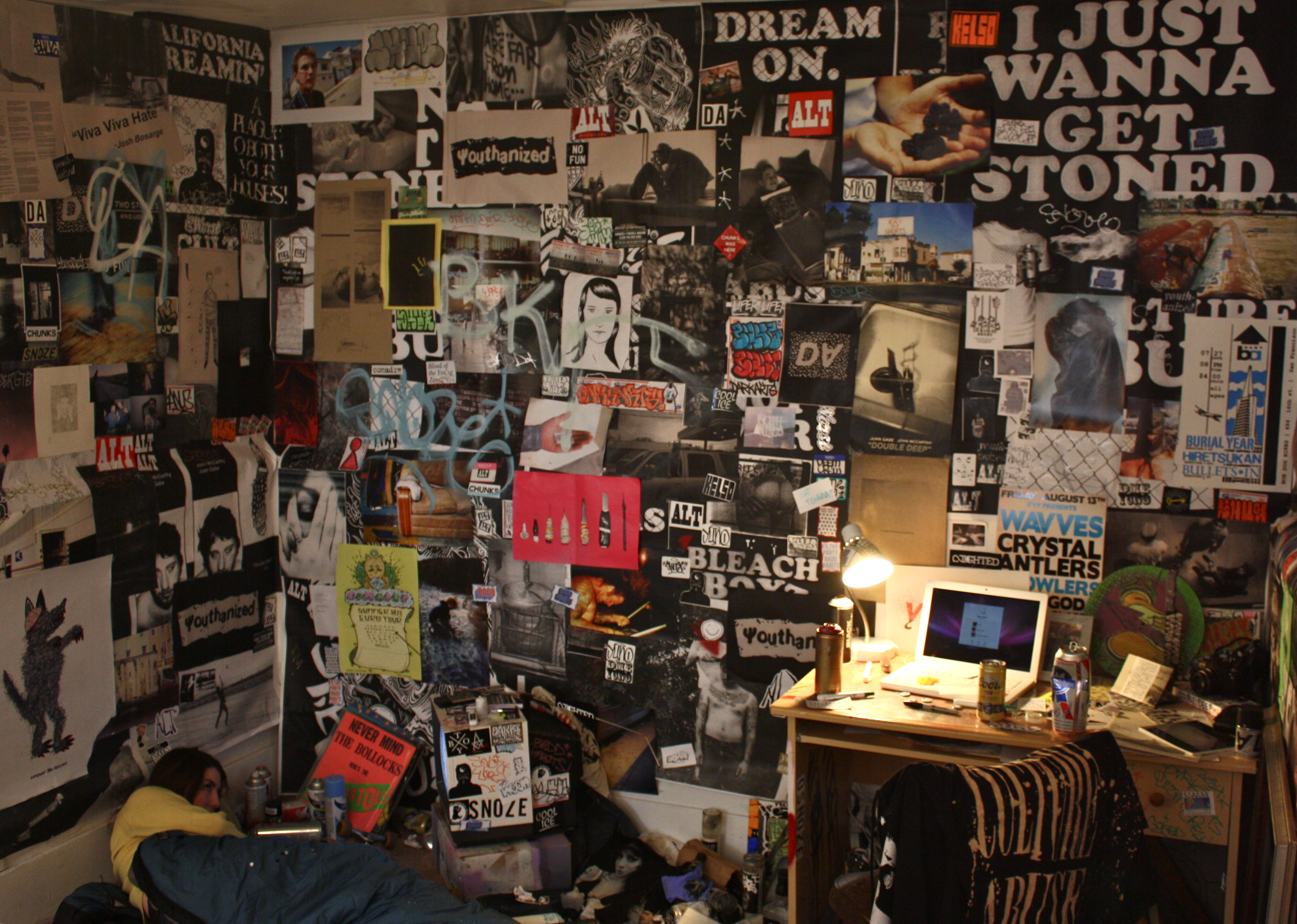 20 Punk Rock Bedroom Ideas Home Design And Interior. Images of 20 Punk Rock Bedroom    SC